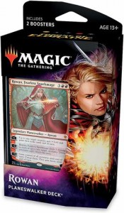 MtG: Throne of Eldraine Planeswalker Deck - Rowan