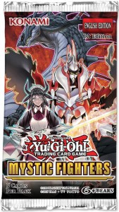 Yu Gi Oh: Mystic Fighters- Booster
