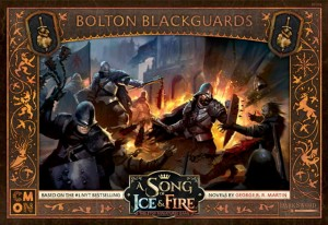 A Song of Ice & Fire: Bolton Blackguards