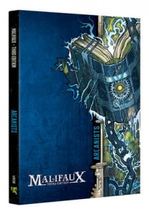 Malifaux: Arcanist Faction Book