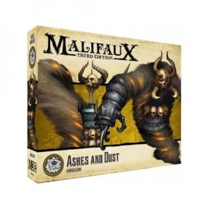 Malifaux: Ashes and Dust