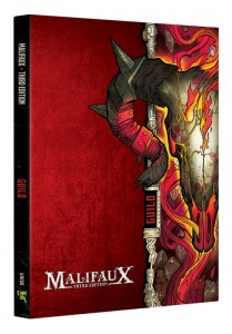Malifaux: Guild Faction Book