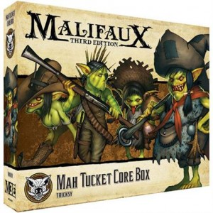 Malifaux: MAH Tucket Core Box