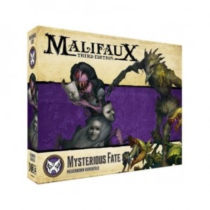 Malifaux: Mysterious Fate