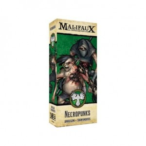 Malifaux: Necropunks
