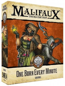 Malifaux: One Born Every Minute