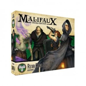 Malifaux: Reva Core Box