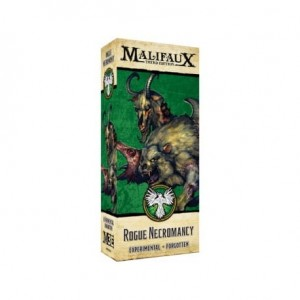 Malifaux: Rouge Necromancy