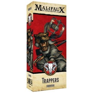 Malifaux:  Trappers