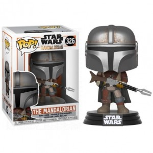 Funko-POP!: Star Wars - The Mandalorian