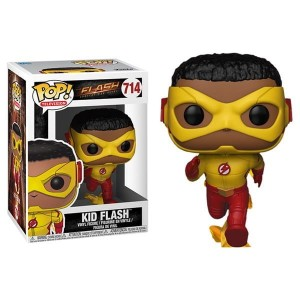 Funko-POP!: The Flash - Kid Flash