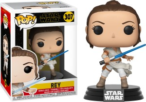 Funko-POP!: Star Wars - Rey