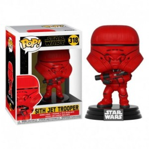 Funko-POP! Star Wars - Sith Jest Trooper