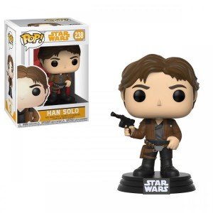 Funko-POP!: Star Wars - Han Solo (Bobble Head)