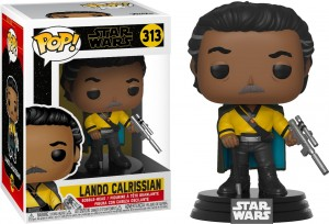 Funko-POP!: Star Wars E9 - Lando Calrissian
