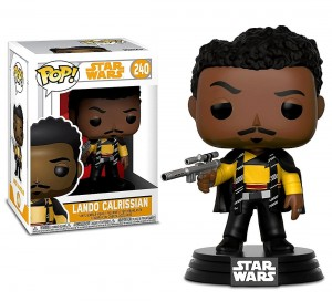 Funko-POP!: Star Wars - Lando Calrissian