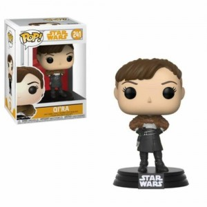 Funko-POP!: Star Wars Han Solo - Qi'Ra