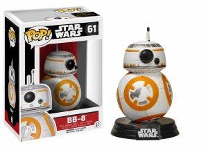 Funko-POP!: Star Wars Ep 9 - BB-8