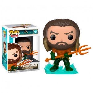 Funko-POP!: Aquaman - Aquaman
