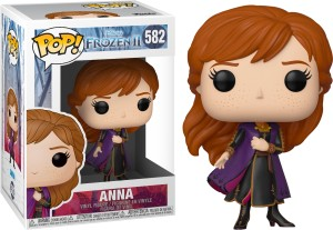 Funko-POP! Frozen 2 - Anna
