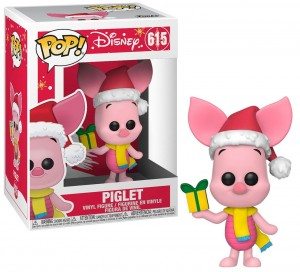 Funko-POP! Holiday - Piglet