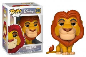 Funko-POP! Lion King - Mufasa