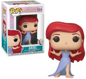 Funko-POP! Little Mermaid - Ariel