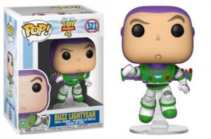 Funko-POP! Toy Story 4- Buzz Lightyear