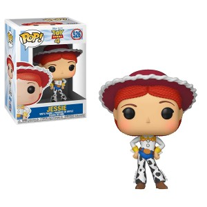 Funko-POP! Toy Story 4- Jessie