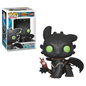 Funko-POP!: How to Train Your Dragon 3 - Toothless