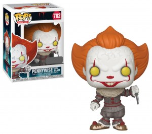 Funko-POP!: IT 2 - Pennywise with a Knife