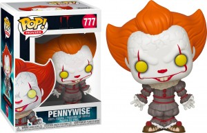 Funko-POP!: IT 2 - Pennywise with open Arms