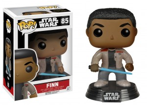 Funko-POP!: Star Wars Ep 7 - Finn with Lightsaber