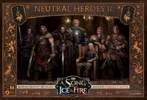 A Song of Ice & Fire: Neutral Heroes #2
