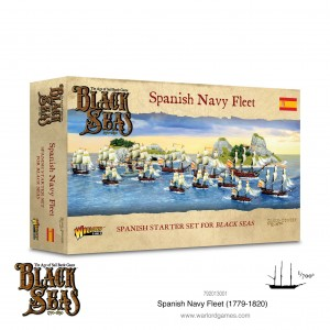 Spanish Navy Fleet