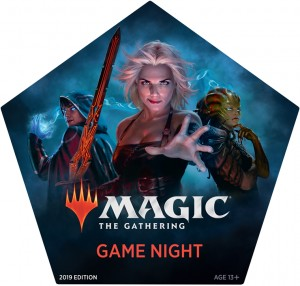 Magic The Gathering: Game Night 2019 Edition