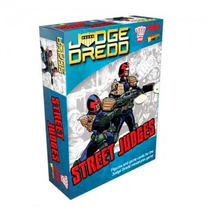 Judge Dredd: Street Judges
