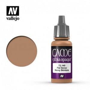 Vallejo Game Color Extra Opaque - Heavy Skin Tone 72.140 17ml.
