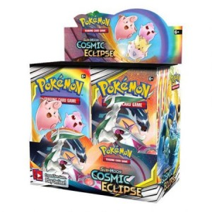 Pokemon: Sun & Moon - Cosmic Eclipse Booster Box (x36)