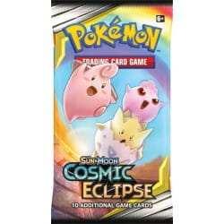 Pokemon: Sun & Moon - Cosmic Eclipse Booster