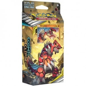 Pokemon TCG: Sun & Moon Cosmic Eclipse - Towering Heights (Groudon)