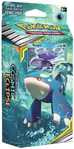 Pokemon TCG: Sun & Moon Cosmic Eclipse - Towering Heights (Kyogre)