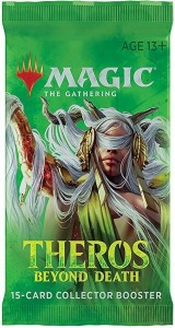 MTG: Theros Beyond Death- COLLECTOR Booster