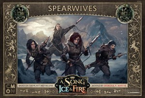 A Song of Ice & Fire: Spearwives