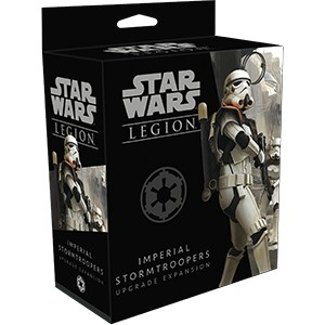 Star Wars: Legion -Imperial Stormtrooper Upgrade