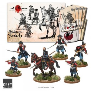 Test of Honour - Ashigaru Scouts