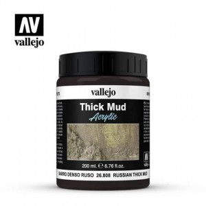 Vallejo Diorama Effects - Russian Mud 26.808 200ml.