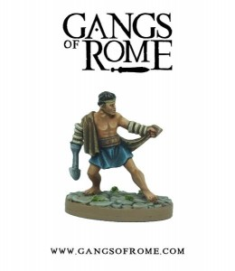Gangs of Rome: Fighter Tertius