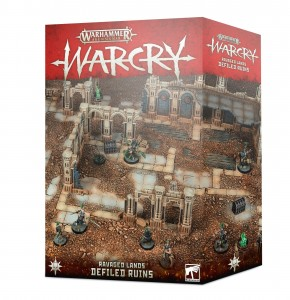 Warcry Defiled Ruins
