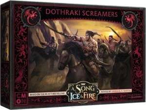 Song of Ice & Fire: Targaryen Dothraki Screamer